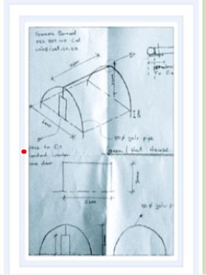 tekening Kas 2