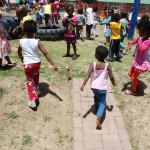 Kinderen Masechaba Day Care Centre Foto 32
