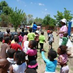 Kinderen Masechaba Day Care Centre Foto 33