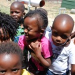 Kinderen Masechaba Day Care Centre Foto 34