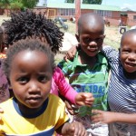 Kinderen Masechaba Day Care Centre Foto 35