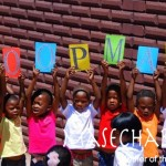Opening Masechaba Day Care Centre 2009