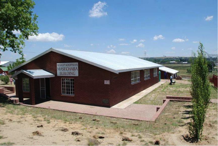 Bishop Koopman Masechaba Building'